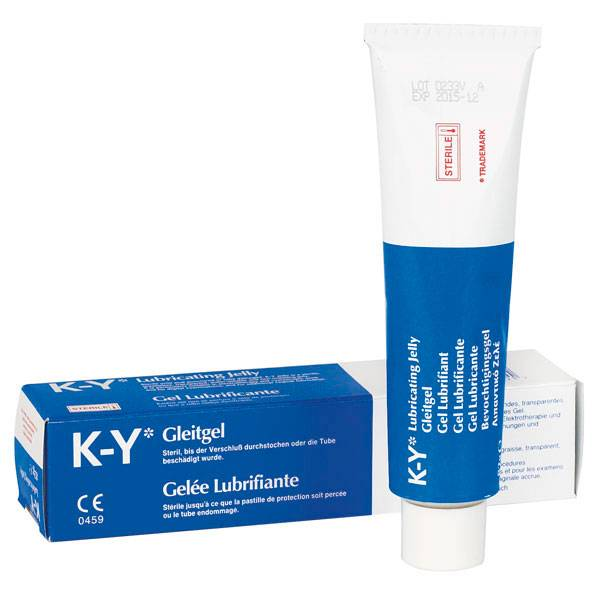 K-Y Lubrication - tube - 82 grams