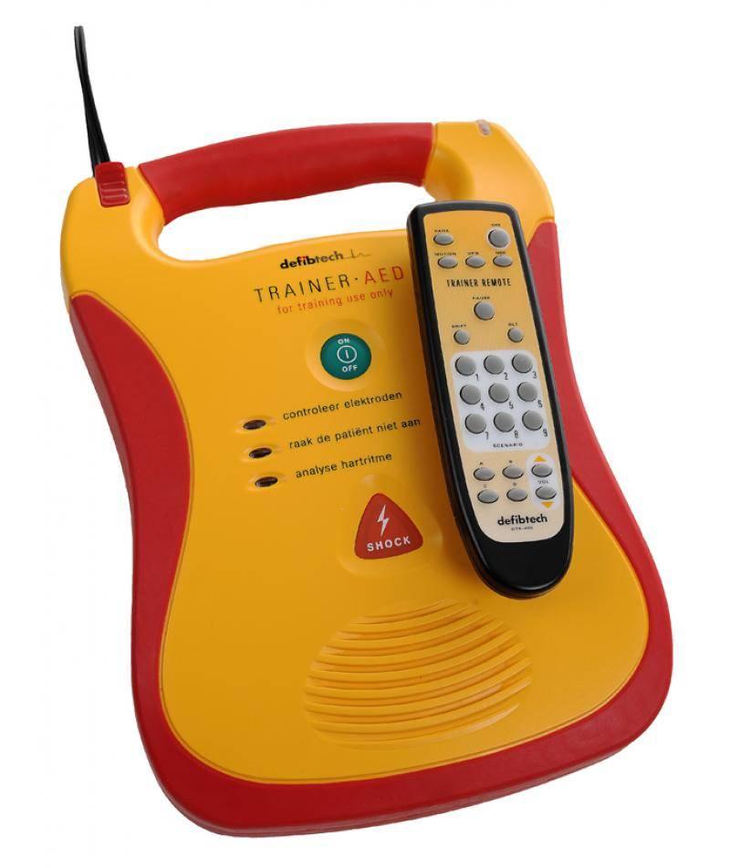 Defibtech AED LifeLine Trainer