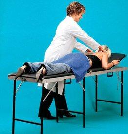 Medische Vakhandel Portable massage table (suitcase model)