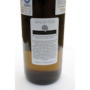 Aperitton Olijfolie premium extra virgin 500ml - BIO