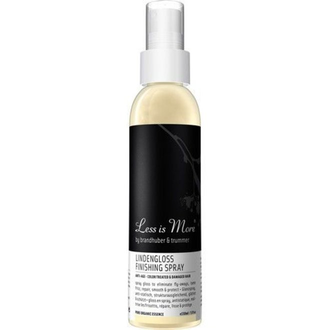 Lindengloss Finishing Spray - 150ml