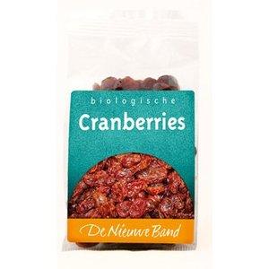 De Nieuwe Band Cranberries 100g - BIO
