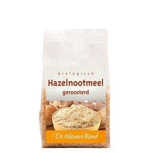 De Nieuwe Band Hazelnootmeel (geroosterd) 100g - BIO