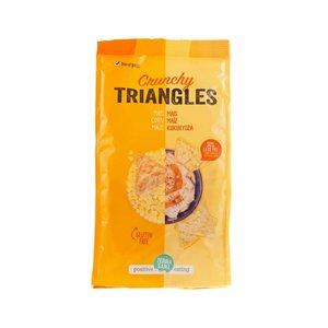 Terrasana Cruncy Triangles Maïs - 90g - BIO