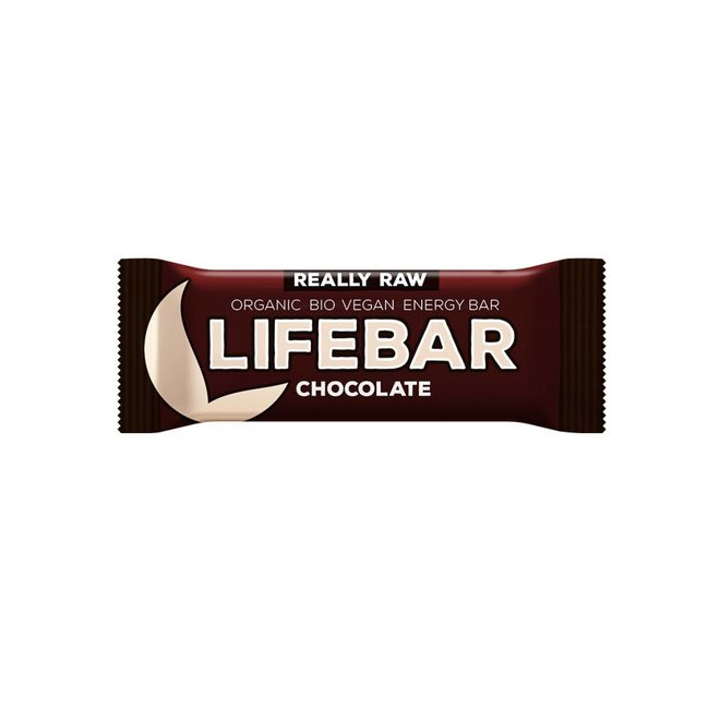 Lifebar Chocolade RAW - 47g - BIO