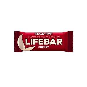 Lifebar Energiereep Kers RAW - 47g - BIO
