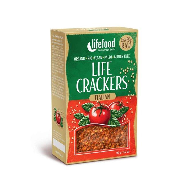 Crackers Italiaans - 90g - BIO
