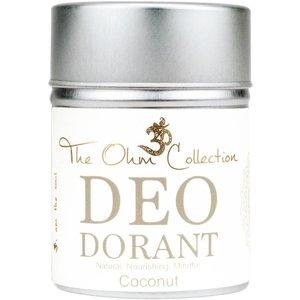 The Ohm Collection Deodorant Poeder - Kokos 120g