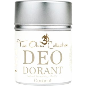 The Ohm Collection Deodorant Poeder - Sweet Coconut - 120g
