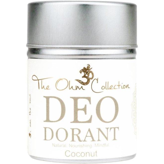Deodorant Poeder - Sweet Coconut - 120g
