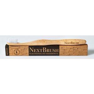 NextBrush Tandenborstel bamboe - Hard