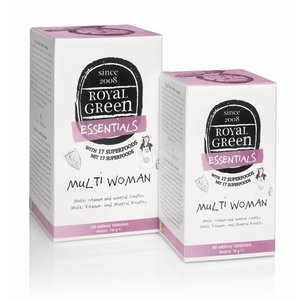 Royal Green Multi Woman - 60 tabletten