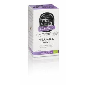 Royal Green Vitamine C complex BIO - 60 vegicaps