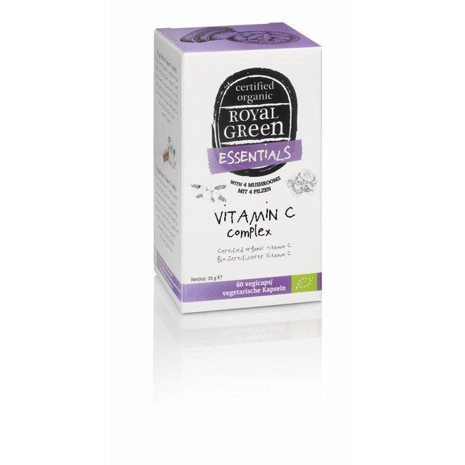 Vitamine C complex BIO - 60 vegicaps
