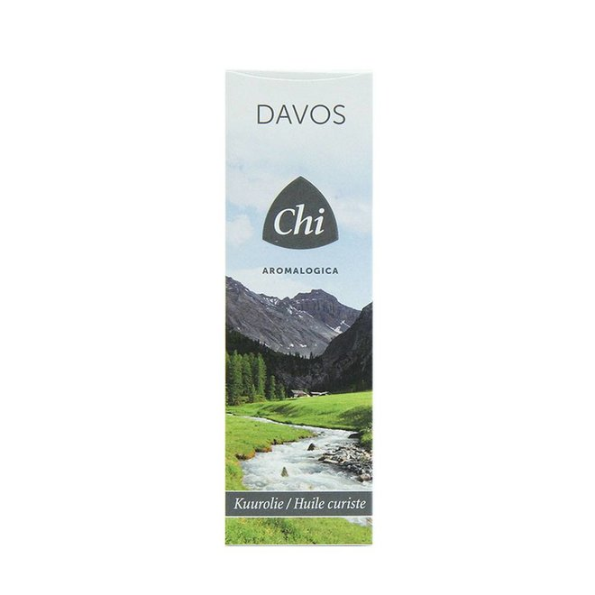 Davos Kuurolie roller 10ml