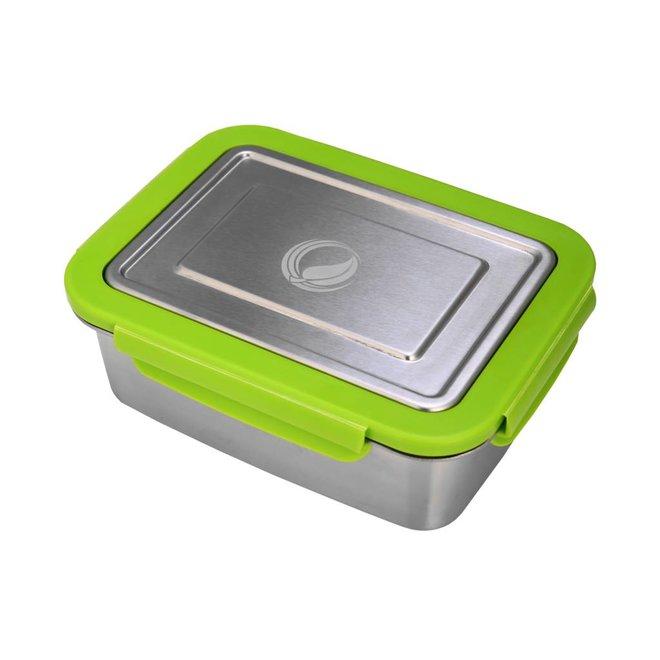 Lunchbox - Groen - 2 liter