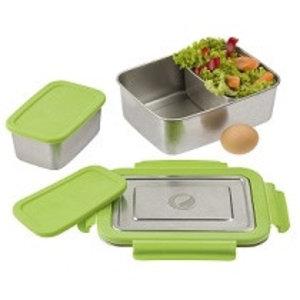 ECOtanka Lunchbox - Oranje - 2 liter