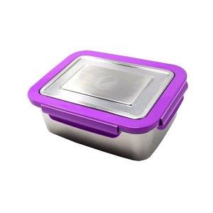ECOtanka Lunchbox - Violet - 2 liter