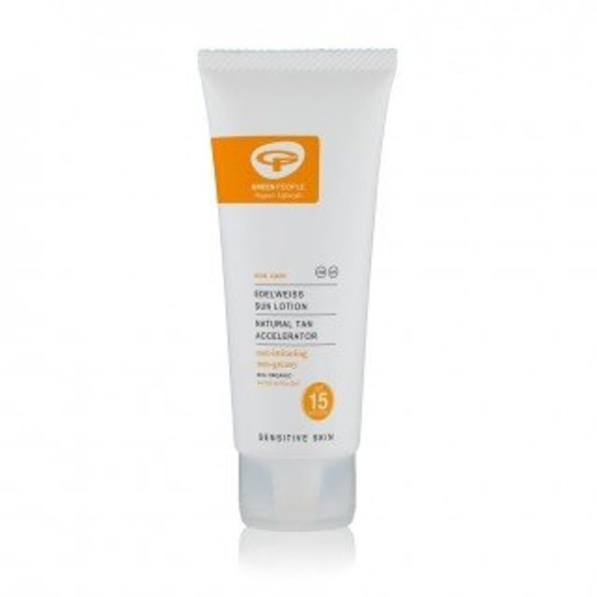 Sun Lotion SPF15 - Travel Size - 100ml