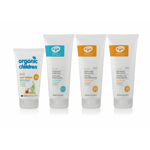 Green People Organic Lifestyle Hydraterende After Sun Lotion - 200ml