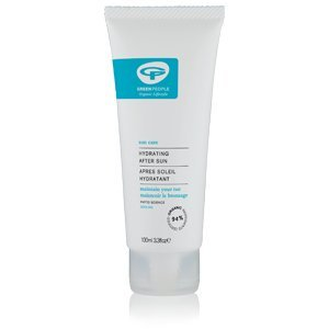 Green People Organic Lifestyle Hydraterende After Sun Lotion - Travel Size - 100ml