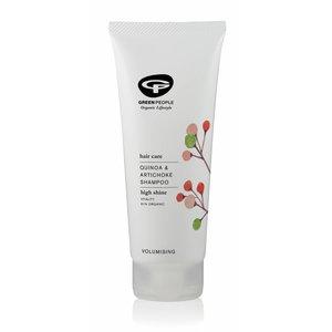 Green People Organic Lifestyle Quinoa & Artisjok Shampoo mini - 30ml