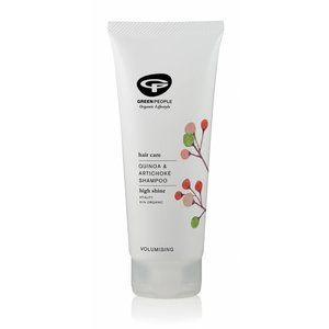 Green People Organic Lifestyle Quinoa & Artisjok Shampoo travelsize - 100ml