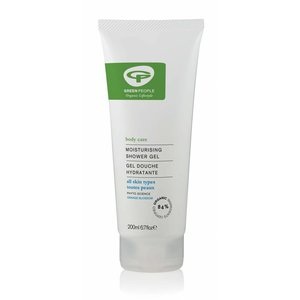 Green People Organic Lifestyle Moisturising Douchegel - 200ml
