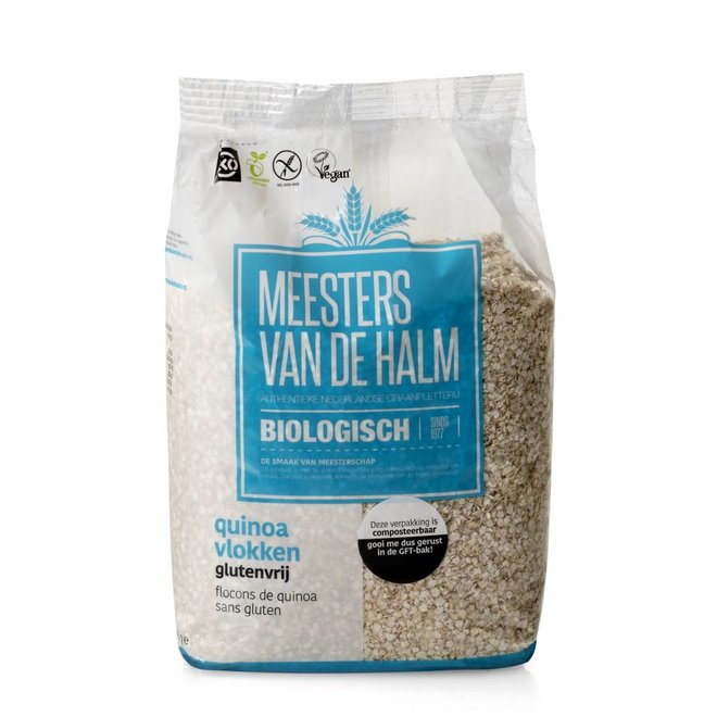 Quinoa Vlokken 500g-BIO