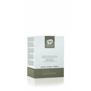 Green People Organic Lifestyle Neutrale Parfumvrije Sensitive Skin Solution - pakket