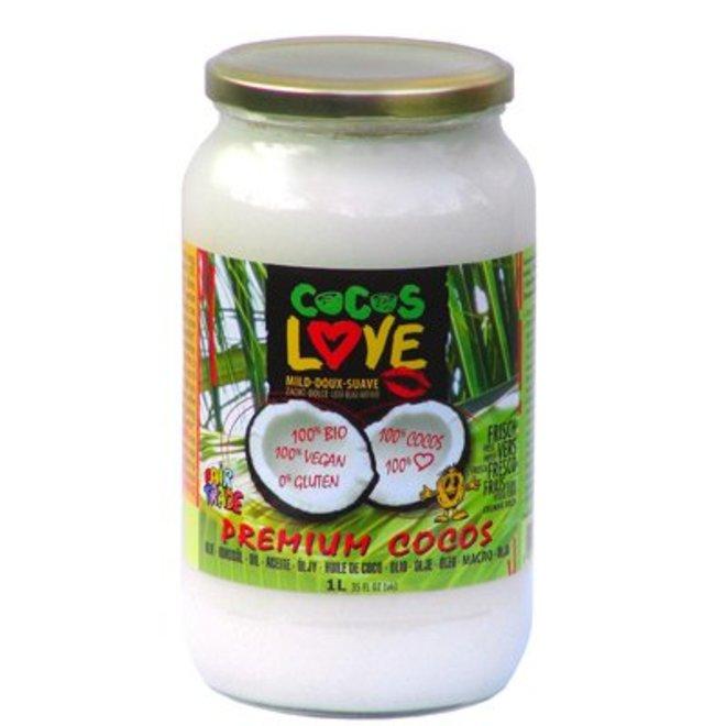 Kokosolie Premium - 1l - BIO