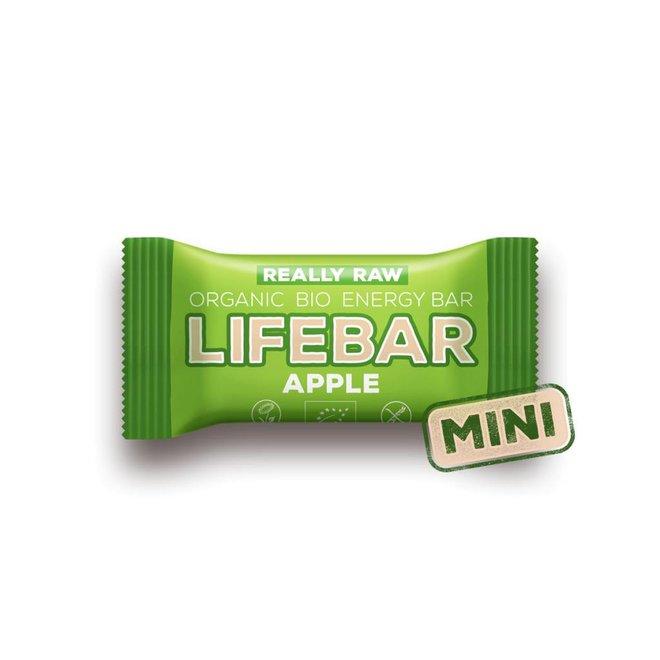 Mini Lifebar Energiereep Appel - 25g-BI