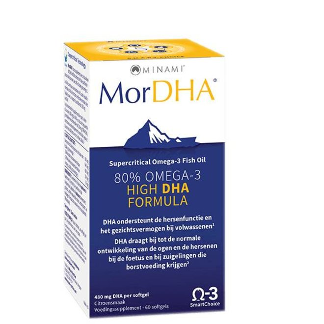MorDHA 60 softgels