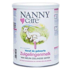 Nanny Care Zuigelingen geitenmelk 400g