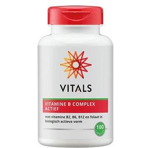 Vitals Vitamine B Complex Actief 100 capsules