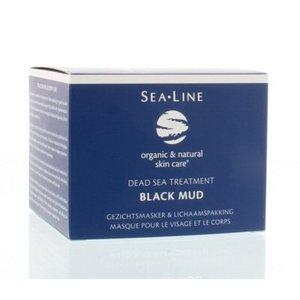 Sea Line Black Mud Facial Mask & Body Pack