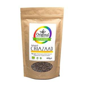Original Super Food Biologische Chiazaden - 400g - BIO