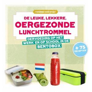 Yvonne van Stigt De leuke, lekkere, oergezonde lunchtrommel