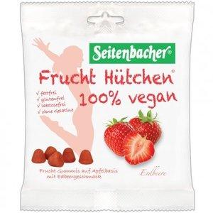 Seitenbacher Happy Fruits Aardbei - 85g