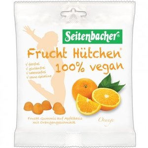Seitenbacher Happy Fruits Orange 85g