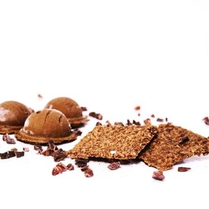 Biobites Chocolate Chip Kokoskoekjes 65g