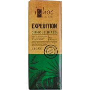 iChoc Expedition jungle bites  - 50 gr