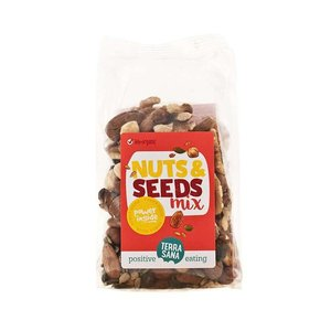 Terrasana Nuts & Seeds Mix - 175g-BIO - UHD - 23-10-2019