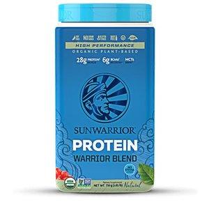 Sunwarrior Warrior Blend Biologische Proteïne Naturel - 750g