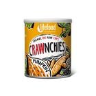 Crawnchies Stapelchips Pompoen Kurkuma RAW & BIO - 30g