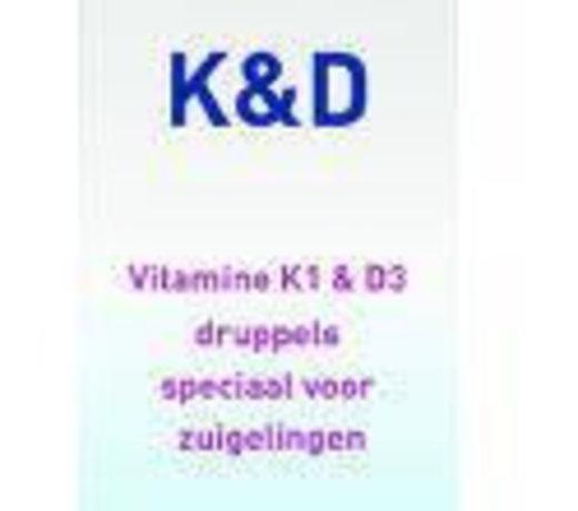 Vitamine zuigelingen