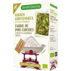 Joannusmolen Kikkererwtenmeel 275g - UHD 20-11-2018