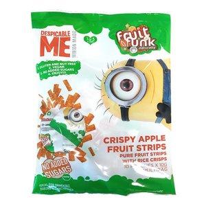 Fruitfunk Minions Uitdeelzak Crispy Apple - 10 x 10g - UHD 01-04-219