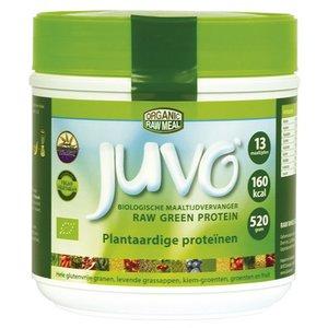 Juvo Raw Green Protein 480g - BIO
