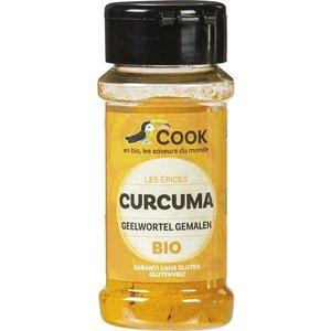 Cook Kurkuma 35g - BIO